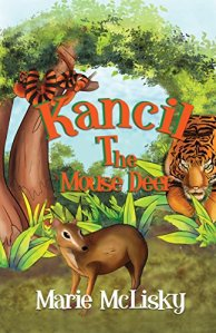 Kancil The Mouse Deer book cover