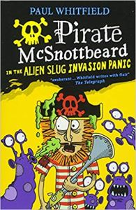 Pirate McSnottbeard 2 book cover