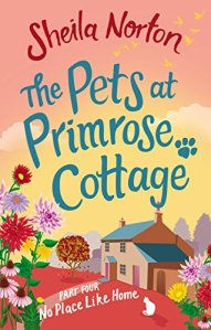 The Pets at Primrose Cottage part four book cover