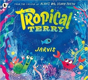 Tropical Terry book cover